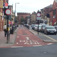 On-road cycling improvements around Carlisle