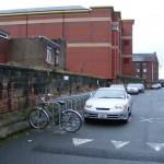 old station parking